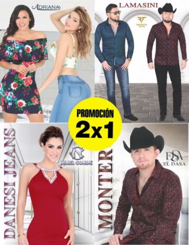 [ 2 x 1 ] LAMASINI ® MONTERO ® | Catalogos Oficiales para Mayoristas 135