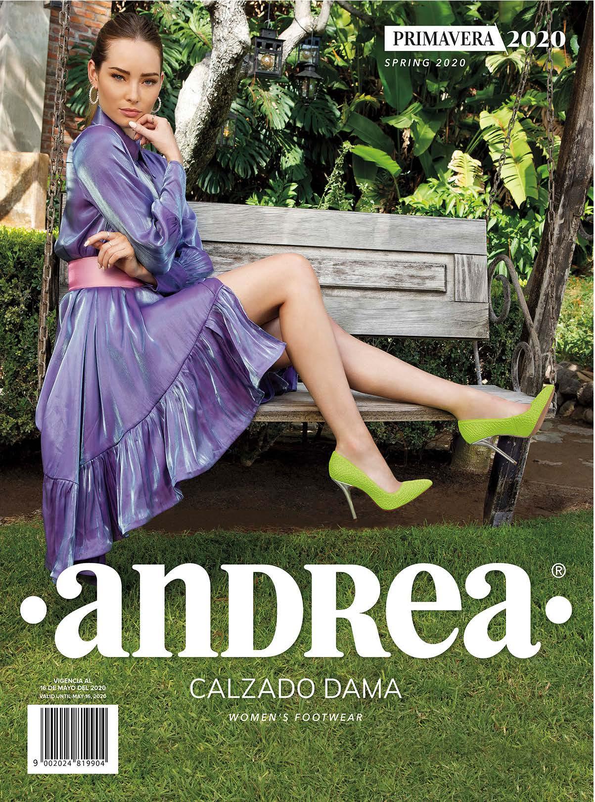 Andrea Zapatos 2017 - 2018 14