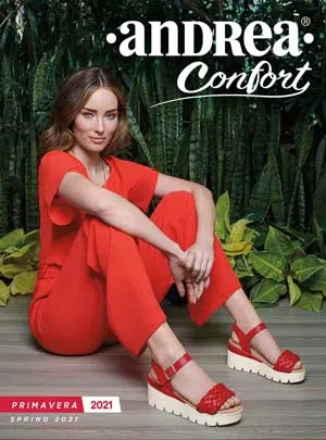 Confort Andrea: Catalogo Calzado Mujer Verano 2017 2