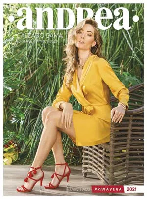 Andrea: Catalogo de Zapatos para Dama Verano 2017 2