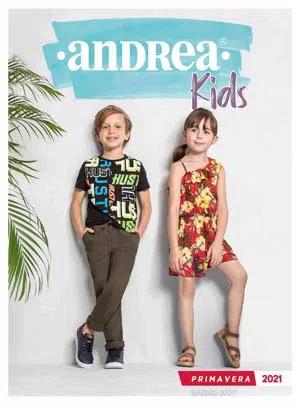 Catálogos Andrea Kids 2017: Moda Infantil Primavera Verano 4