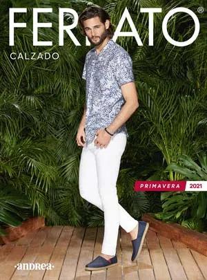 Catalogo Andrea Ferrato Caballero Moda 2017 2