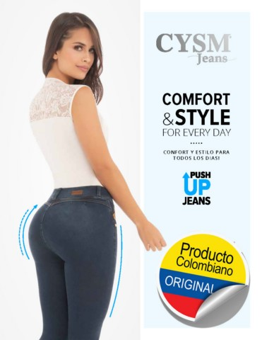 Push Up Jeans 3