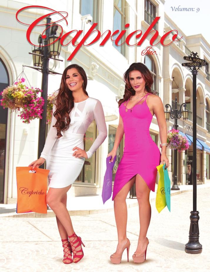 Nuevo Catalogo Capricho Inc